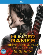 The Hunger Games [Regions 2,4] [Blu-ray]
