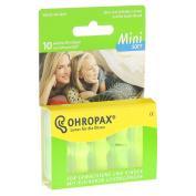 Ohropax Mini Soft Ear Plugs 10 per package