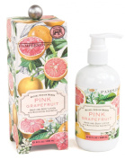 Michel Design Works Hand And Body Lotion, Pink Grapefruit, 8 Fluid Ounce