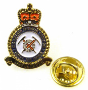 RAF Royal Air Force Mountain Rescue Service Lapel Pin Badge