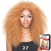 ISIS Red Carpet Synthetic Hair Lace Front Wig - RCP717 AFRO KINKY 46cm (1B - O...