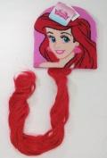 Beanie - Disney - Little Mermaid w/Pony Tails Hair Girls Kids/Youth 199446
