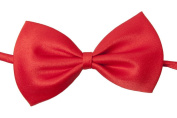 PET BOW TIE - RED - CAT - DOG - PET DRESSING UP - PARTY - XMAS