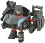 Transformers QT32 Black Megatron