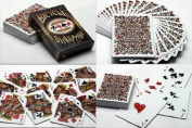 Bicycle Disruption Deck by Collectable Playing Cards - Trick by Collectable Playing Cards