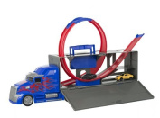 Transformers Optimus Prime Challenge Track Set
