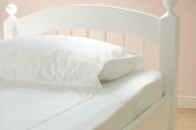 Grobag Gro to Bed Spare Fitted Sheet Single Bed - White