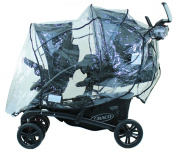 Universal Raincover To Fit Graco Tour Duo Tandem Twin