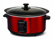 Morphy Richards Accents 48702 Sear and Stew Slow Cooker - Red