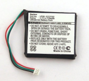 Battery compatible with Tomtom 1EX00, 4EX0.001.11, Easy, Start, Start2