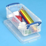 1 x 0.9 litre Really Useful Box various colours
