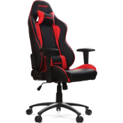 Nitro AKRACING Gaming Chair-Black / Red
