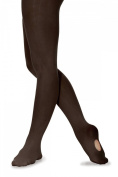 Convertible 40 Denier Ballet Tights M Black