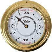 """Coastwatch"" Brass Tide Clock"
