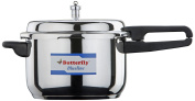 Butterfly Blueline stainless steel Pressure Cooker 7.5 Litre