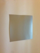 Print247 Product 40 x Silver Tile sticker 15cm X 15cm Square Bathroom/Kitchen Tile Transfer Stickers Cheap and cost effective