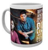 "GB eye ""Supernatural, Sam and Dean"" Mug"