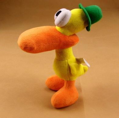 LifeJoy Pocoyo Figures Plush Toy - Pato 22cm/8.7inch