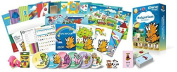 Bulgarian for Kids Deluxe set, Bulgarian Language Learning Dvds, Books, Posters and Flashcards for Children