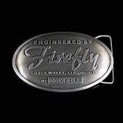 Firefly Engineered Belt Buckle