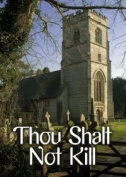 Thou Shalt Not Kill - murder mystery game for 12 players