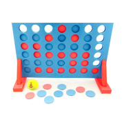 Giant 4 in a row / Slot Four. Large Outdoor Garden BBQ Birthday Party Game Toy. Made of Foam.