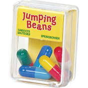 Jumping Beans Toy 5 in a Pack Christmas Party Bags Stocking Filler Gift By Lizzy®