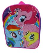 My Little Pony Children's Backpack, 7 Litres, Purple