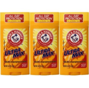 Arm and Hammer Ultra Max Solid Antiperspirant Deodorant Active Sport 80ml