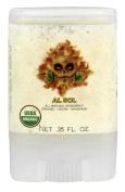 North Coast Organics - All Natural Deodorant Travel Size Al Sol - 10ml