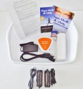 Foot Spa - Ionic Foot Cleanse - Foot Spa Bath. Detox Foot Spa Machine. Detox Foot Spa with Upgraded Stronger Super Duty Arrays.
