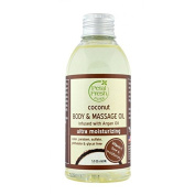 Body & Massage Oil - Coconut - 5.5oz/163ml