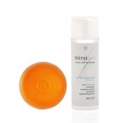Mirai Clinical Persimmon Soap Bar and Body Serum