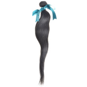 Vani® 60cm Different Style Hair Weave 100% Unprocessed Human Hair Extensions Natural Black Colour