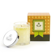 Agraria San Francisco Crystal Cane Candle, Lemon Verbena