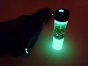 GLOW-ON ORIGINAL Colour, Super Phosphorescent Gun Sights Paint Large 9.2 ml vial
