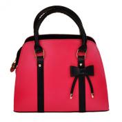 """Generic Lady Handbag Little Bow Leisure Shoulder Bag Purse """