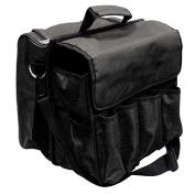 City Lights Studio Pro Multi-Compartment Tool Bag, Black
