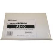 Roland As-10 Adhesive Sheets