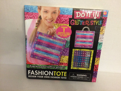 Do it In Glitter Style FASHIONTOTE
