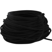 Navifoce Genuine Flat Suede Leather Cord Lace Beading Craft Thread String, 0.3mm, 20 Metre Spool