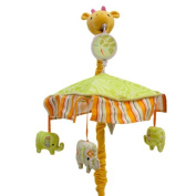 Nurture Imagination Baby Musical Mobile, First Friend