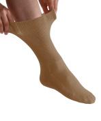Womens Diabetic Socks - Diabetic Foot Edoema Half Crew Socks