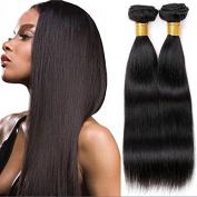 Wighairbeauty 6a Peruvian Straight Virgin Hair Unprocessed Virgin Peruvian Hair Cheap Human Hair Weaves 50g50ml Bundle 2pc/set Total 100g