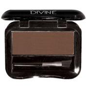 Divine Skin & Cosmetics - Brush On Brow - Dark Brown