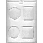 Geometric Shapes Soap Crafting Mould
