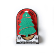 Bloomin Holiday Seed Paper - Holiday Tree Ornament -