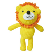 iHanco Brave Lion Orion Knitting DIY Kit Yellow Origin