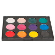 Cosmic Shimmer Iridescent Watercolour Paint Palette - Carnival Brights
