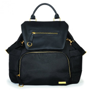 Skip Hop Chelsea Downtown Chic Nappy Backpack, Black